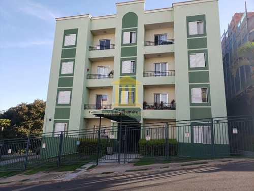 Apartamento, código 282 em Valinhos, bairro Jardim Pacaembu