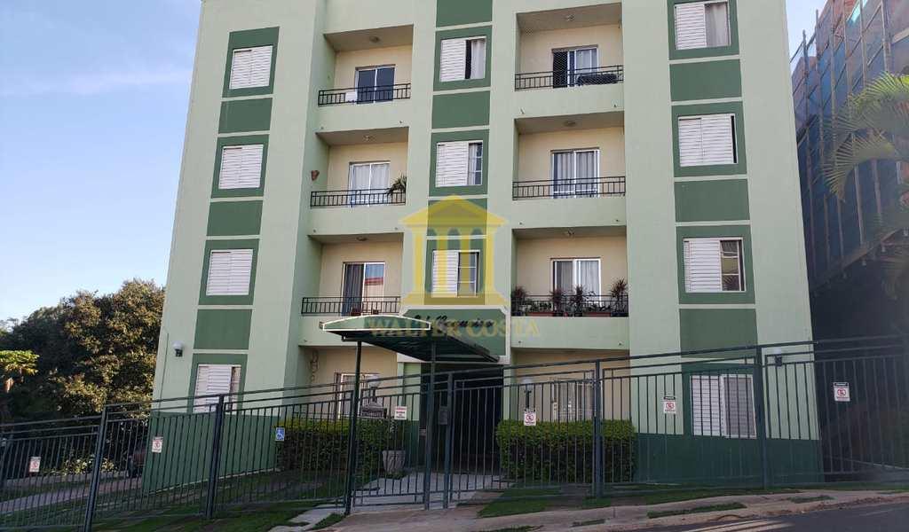 Apartamento em Valinhos, bairro Jardim Pacaembu