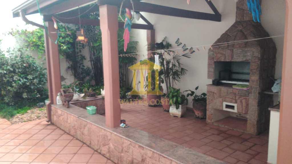 Sobrado em Paulínia, no bairro Jardim Vista Alegre