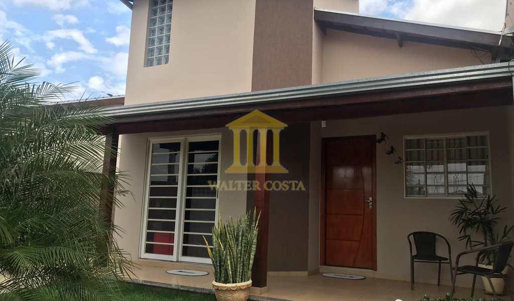 Casa em Paulínia, bairro João Aranha