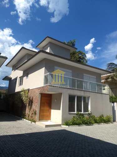 Casa de Condomínio, código 295 em São Sebastião, bairro Praia da Baleia