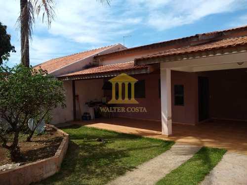 Casa, código 303 em Paulínia, bairro Sao Jose