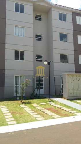 Apartamento, código 308 em Sumaré, bairro Residencial Real Parque Sumaré