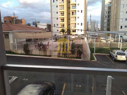 Apartamento, código 312 em Hortolândia, bairro Vila São Pedro
