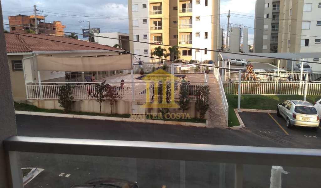 Apartamento em Hortolândia, bairro Vila São Pedro