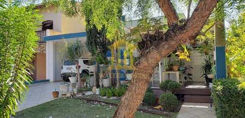 Casa de Condomínio, código 315 em Paulínia, bairro Parque Brasil 500