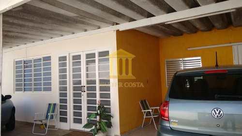 Casa, código 327 em Sumaré, bairro Jardim João Paulo II