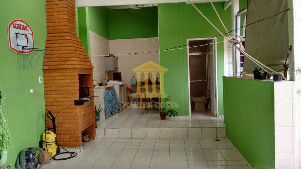 Casa em Sumaré, no bairro Jardim João Paulo II