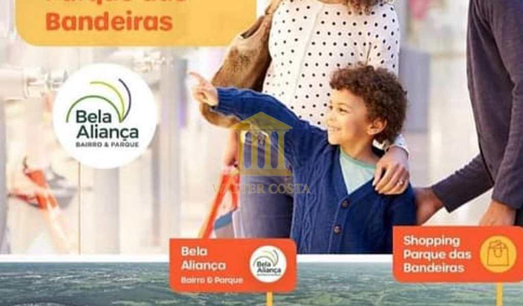 Loteamento em Campinas, bairro Cidade Satélite Íris