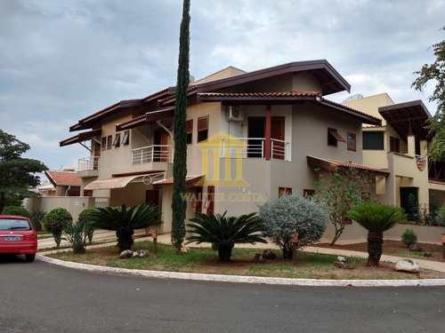 Sobrado de Condomínio, código 329 em Paulínia, bairro Parque Brasil 500