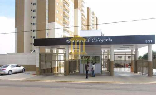 Apartamento, código 332 em Paulínia, bairro Jardim dos Calegaris