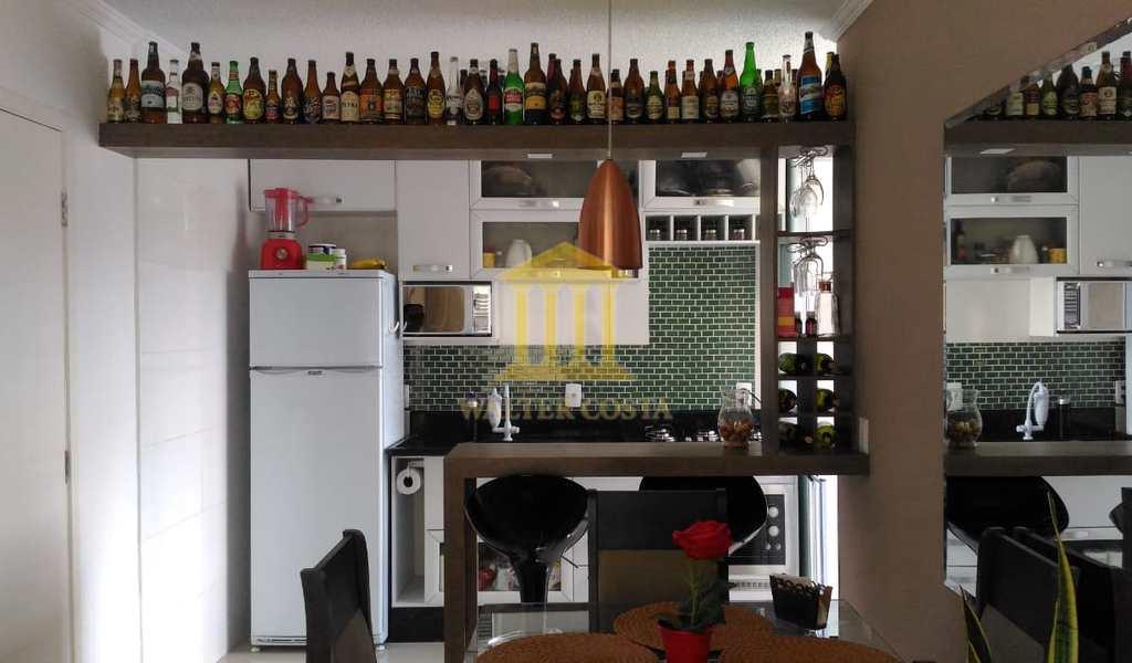 Apartamento em Campinas, bairro Vila Marieta