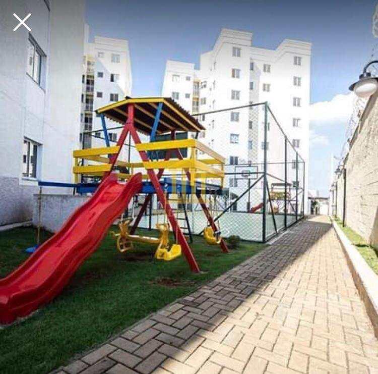 Apartamento em Paulínia, no bairro Alto de Pinheiros