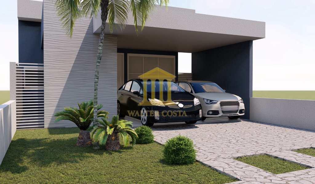 Casa de Condomínio em Paulínia, bairro Vila Monte Alegre