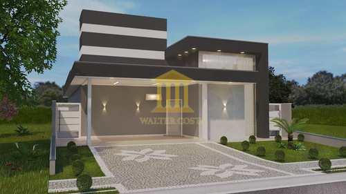 Casa de Condomínio, código 376 em Paulínia, bairro Parque Brasil 500