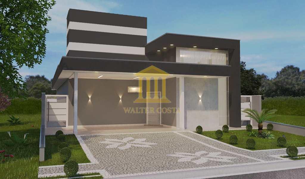 Casa de Condomínio em Paulínia, bairro Parque Brasil 500