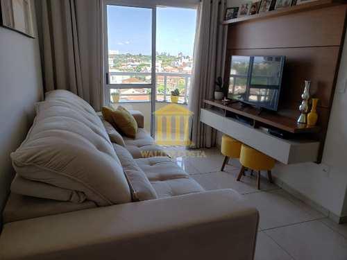 Apartamento, código 434 em Paulínia, bairro Jardim dos Calegaris