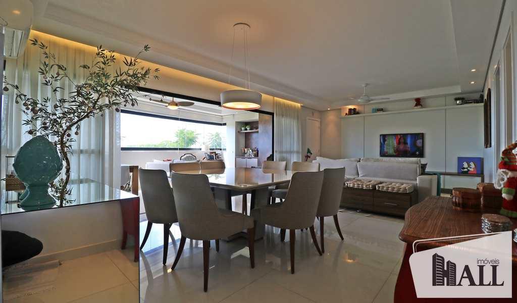 Apartamento em São José do Rio Preto, bairro Green Fields Residence Club