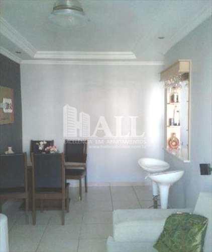Apartamento, código 1376 em São José do Rio Preto, bairro Jardim Yolanda