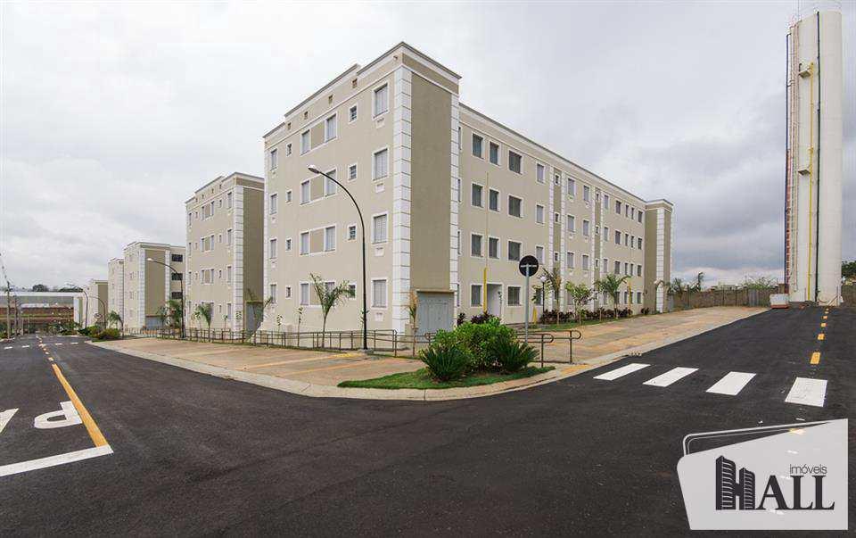 Apartamento em São José do Rio Preto, no bairro Rios DI Itália