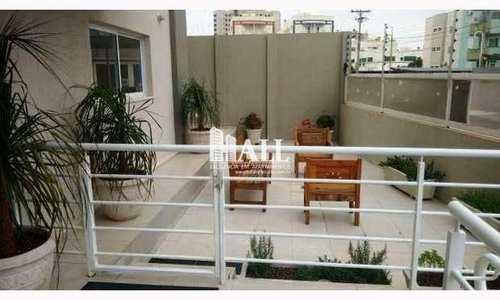 Apartamento, código 33 em São José do Rio Preto, bairro Higienópolis