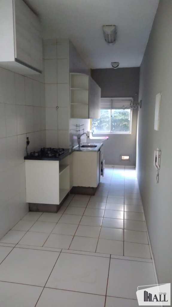 Apartamento em São José do Rio Preto, no bairro Vila São Judas Tadeu