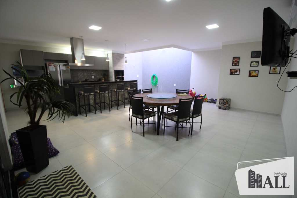 Casa de Condomínio em São José do Rio Preto, no bairro Jardins de Athenas
