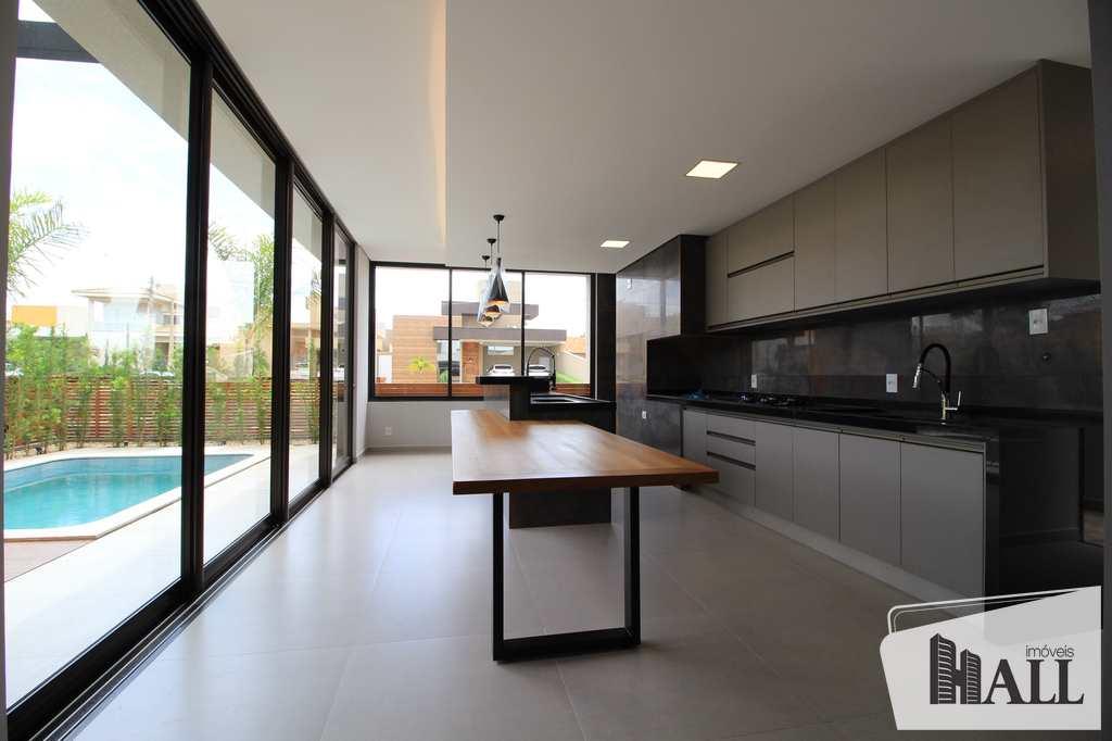 Casa de Condomínio em São José do Rio Preto, no bairro Residencial Gaivota II