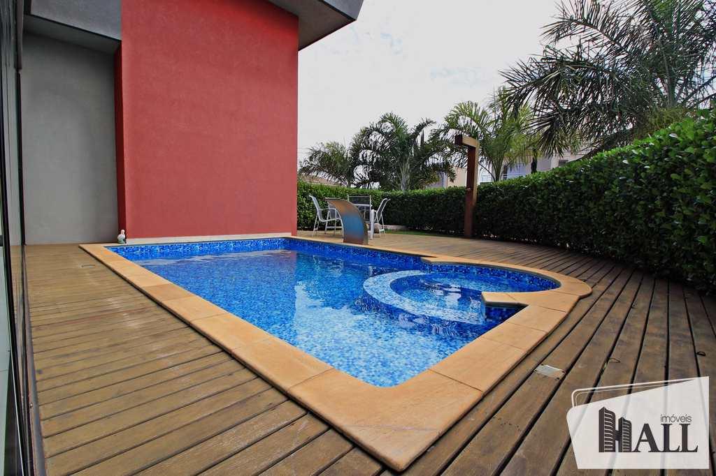 Casa de Condomínio em São José do Rio Preto, no bairro Residencial Eco Village