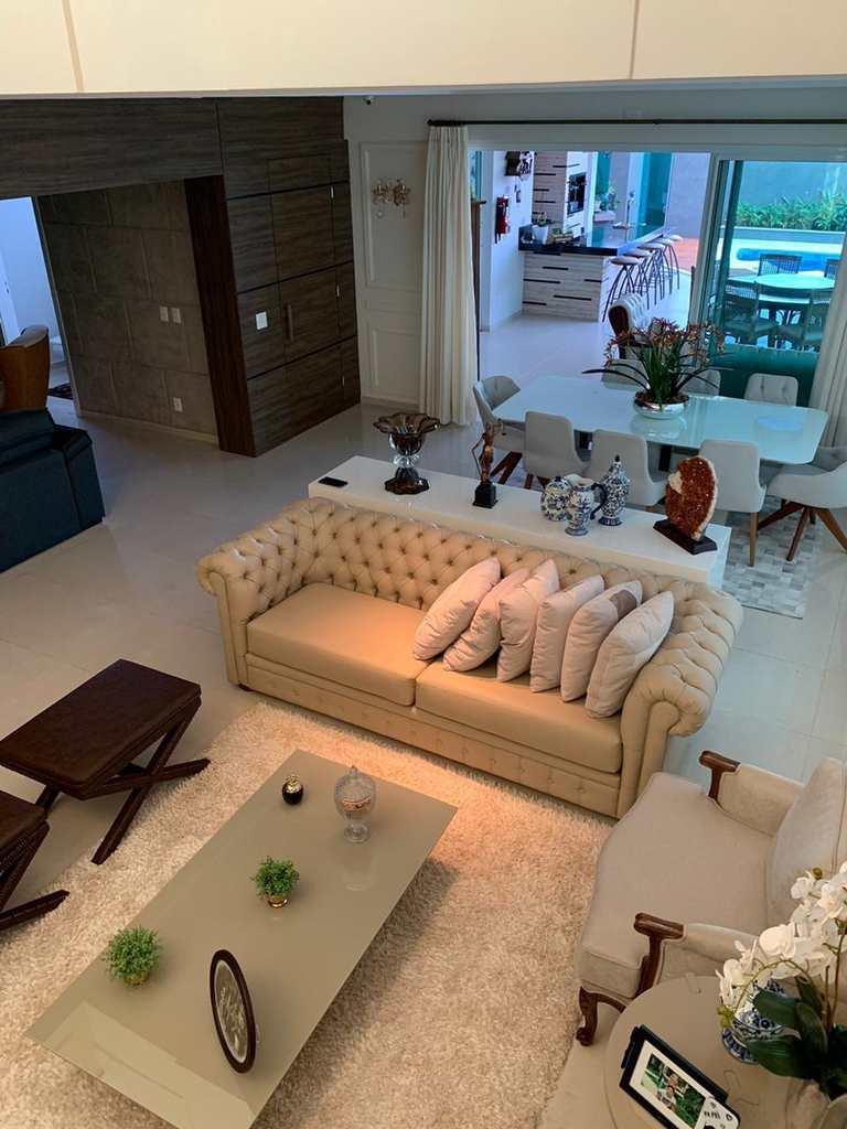 Casa de Condomínio em São José do Rio Preto, no bairro Parque Residencial Damha V