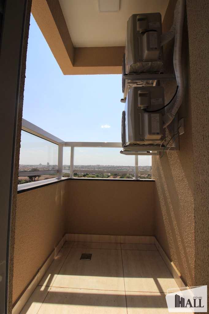 Apartamento em São José do Rio Preto, no bairro Parque Industrial