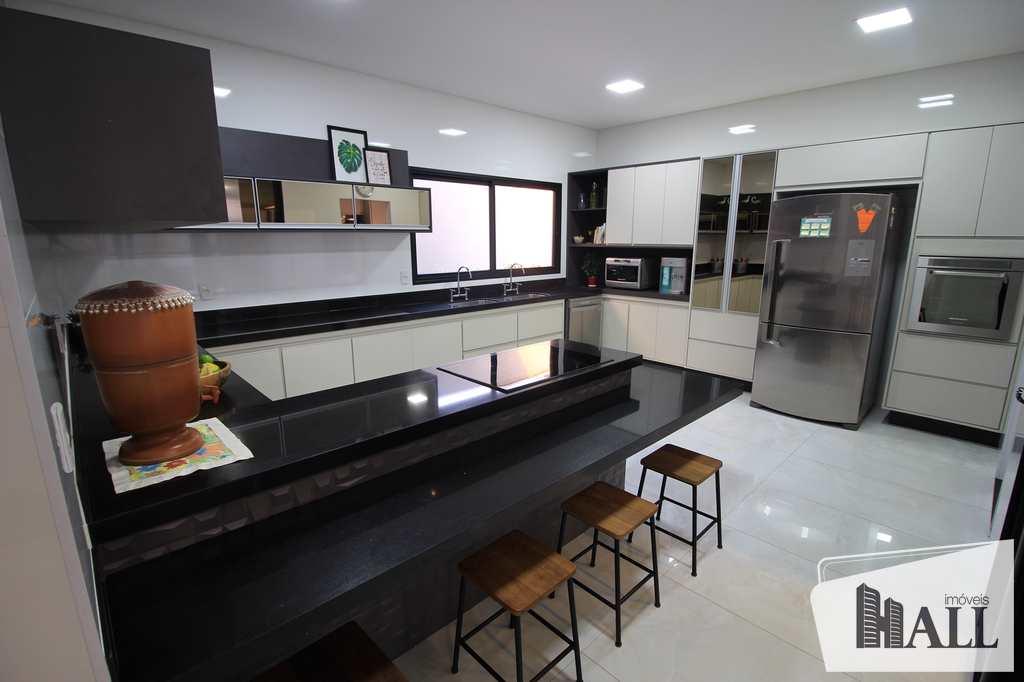 Casa de Condomínio em São José do Rio Preto, no bairro Jardim Moysés Miguel Haddad