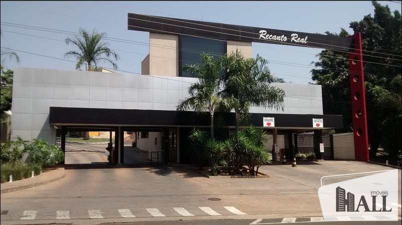Terreno de Condomínio em São José do Rio Preto, no bairro Recanto Real