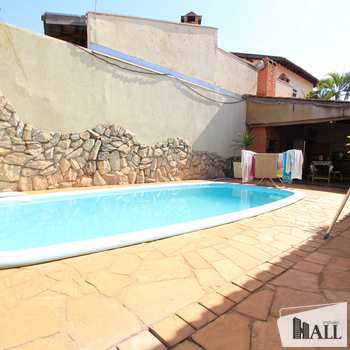 Casa em São José do Rio Preto, bairro Parque Residencial Comendador Mançor Daud