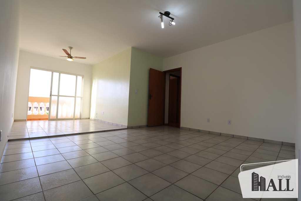 Apartamento em São José do Rio Preto, no bairro Jardim Walkíria