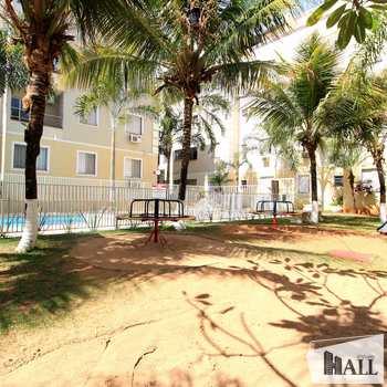 Cobertura em São José do Rio Preto, bairro Jardim Urano