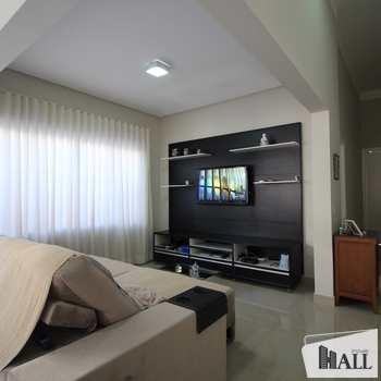 Casa de Condomínio em São José do Rio Preto, bairro Parque Residencial Damha V