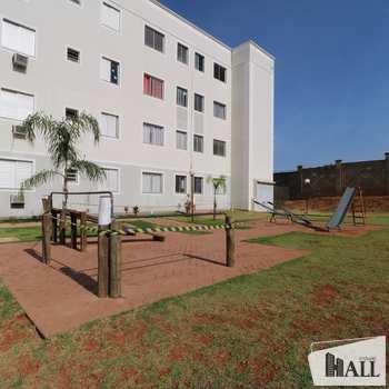 Apartamento em São José do Rio Preto, bairro Rios DI Itália