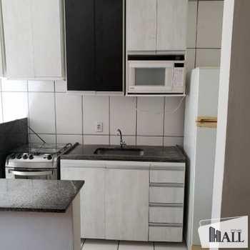 Apartamento em São José do Rio Preto, bairro Jardim Urano