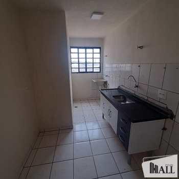 Apartamento em São José do Rio Preto, bairro Residencial Ana Célia