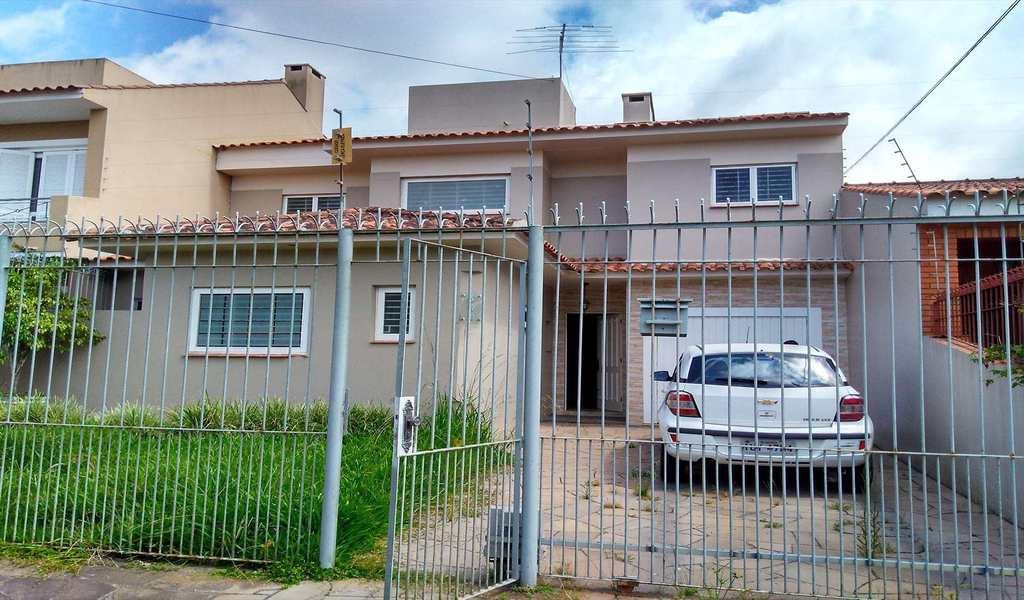 Casa em Pelotas, bairro Centro