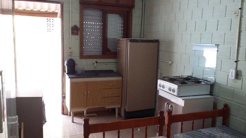 Kitnet em Rio Grande, bairro Cassino