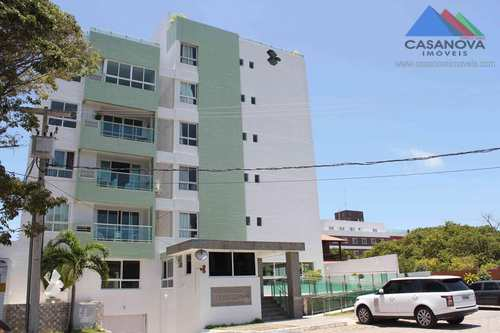 Apartamento, código 57 em João Pessoa, bairro Cabo Branco