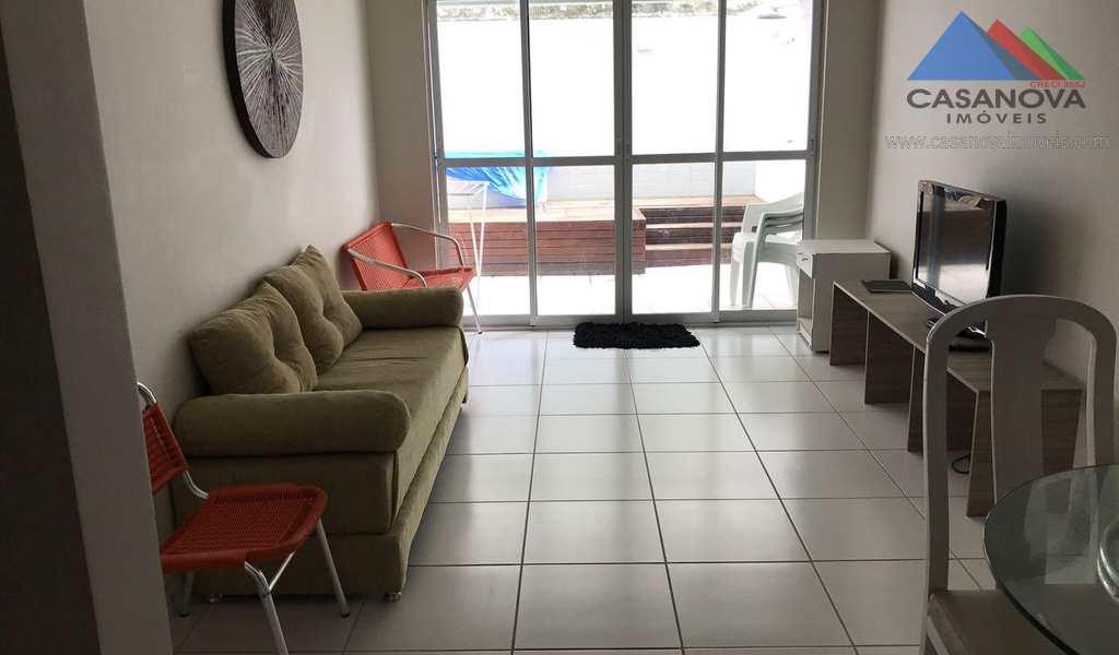 Apartamento em João Pessoa, bairro Cabo Branco