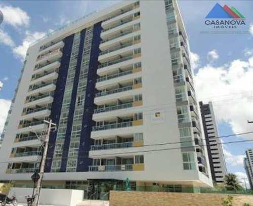 Apartamento, código 61 em João Pessoa, bairro Tambaú