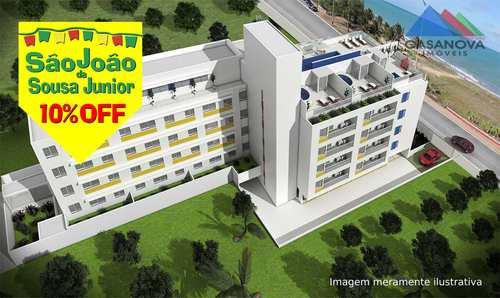 Apartamento, código 65 em João Pessoa, bairro Bessa