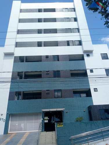 Apartamento, código 71 em João Pessoa, bairro Tambauzinho