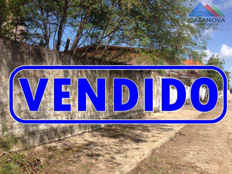 Terreno Industrial em Cabedelo, no bairro Renascer