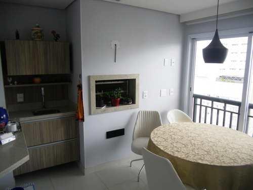 Apartamento, código 6 em São Paulo, bairro Pacaembu