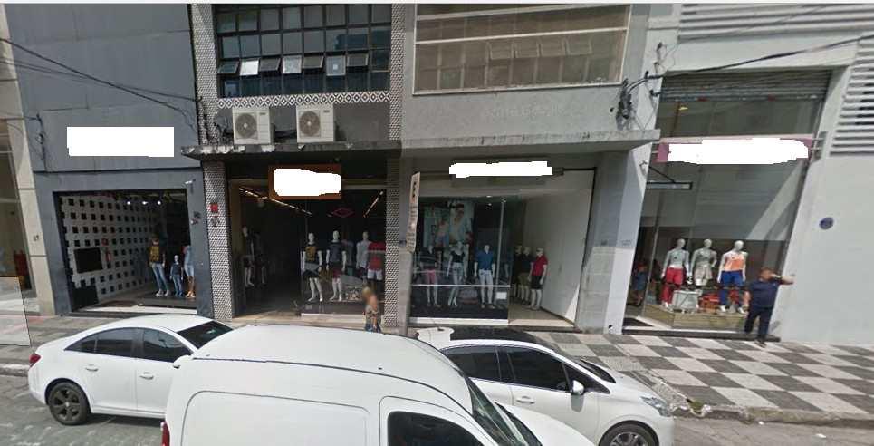 Loja em São Paulo, bairro Brás